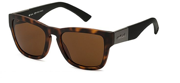 Oculos Solar Colcci Dylan Cod. C0015F0902 MARROM TARTARUGA / LENTE MARROM