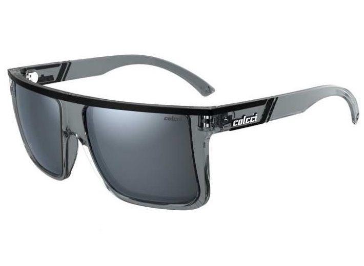 Oculos Solar Colcci Garnet 501242609 Cinza Translucido