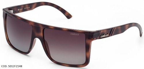 Oculos Solar Colcci Garnet 5012f2148 Marrom Demi Lente Marrom Degradê Polarizado