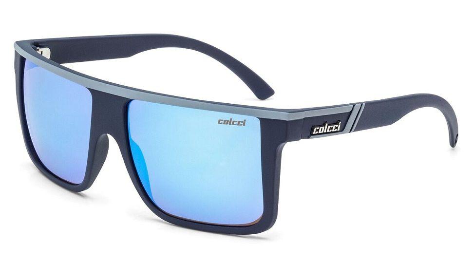 OCULOS SOLAR COLCCI GARNET 5012K3997 Azul - Loja Solare. Óculos ... 3b96d546f3