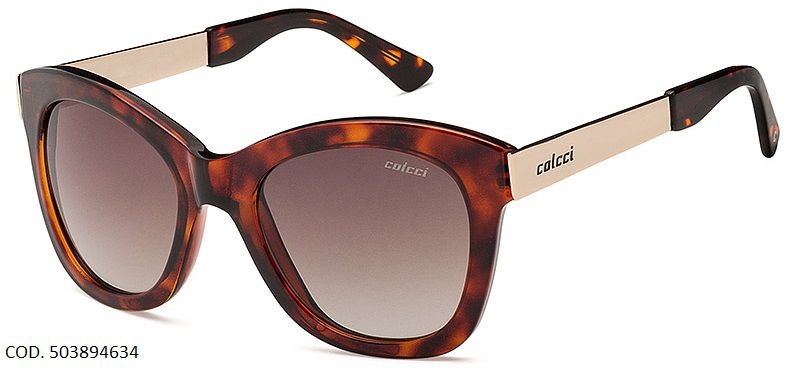 Oculos Solar Colcci Jolie Cod. 503894634 Turtle