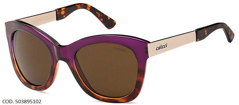 Oculos Solar Colcci Jolie  Cod. 503895102 Lilás