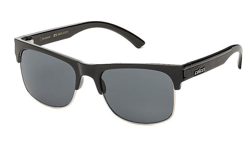 Oculos Solar Colcci Terrarium Cod. 502621001 Preto Brilho