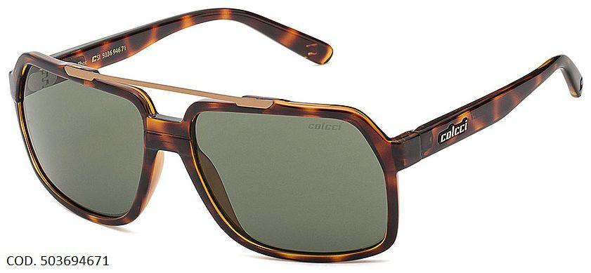 Oculos Solar Colcci Thor Cod. 503694671 Turtle