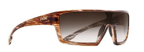 Oculos Solar Evoke Bionic Beta Speed Turtle Brown Gradient