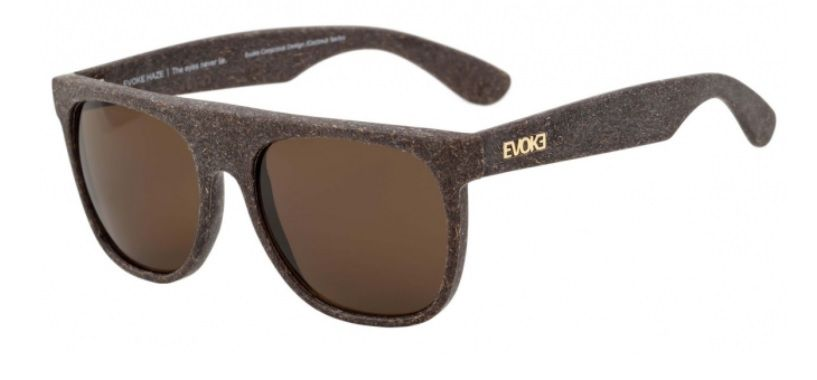 Oculos Solar Evoke Haze Coconut Brown Total
