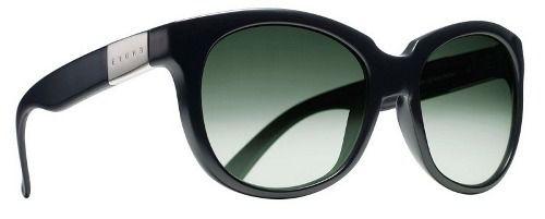 Oculos Solar Evoke Mystique Black Shine Silver G15 Gradient