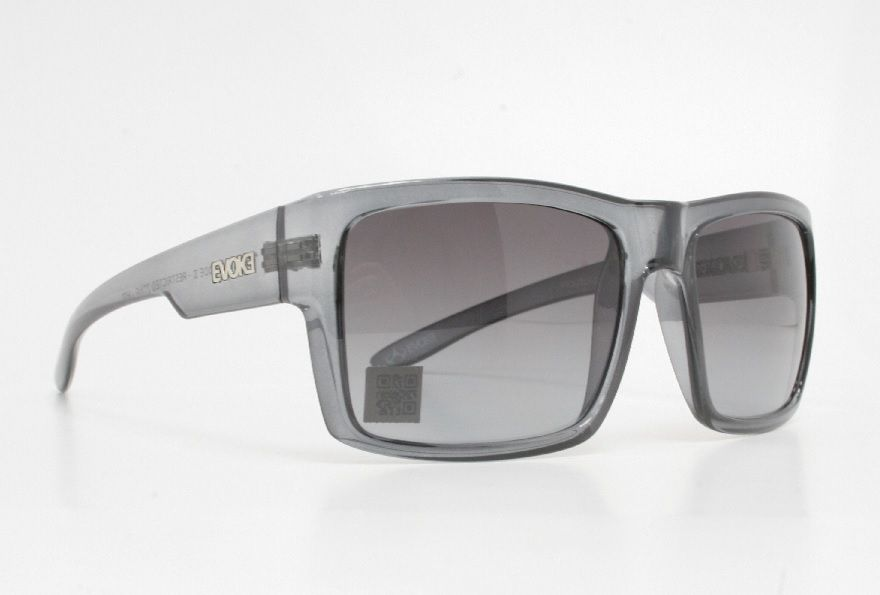Oculos Solar Evoke The Code 2 Gray Crystal Gray Gradient