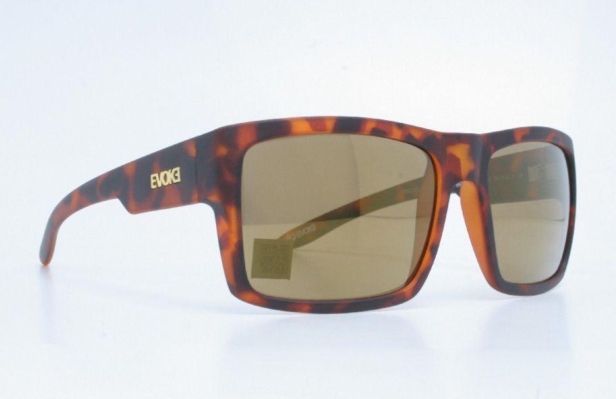 Oculos Solar Evoke The Code 2 Turtle Matte Gold Mirror - Loja Solare ... a1e83d42fd