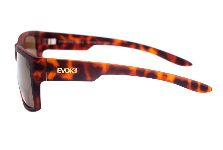 Oculos Solar Evoke The Code 2 Turtle Matte Gold Mirror