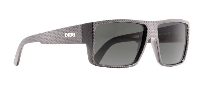 Oculos Solar Evoke The Code A01T Black With Signs G15 Total