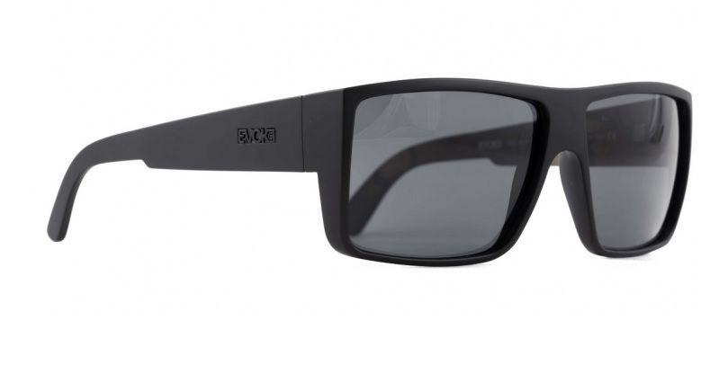 9e8ee0a469232 Oculos Solar Evoke The Code A11P Black Matte Black Gray Total Polarizado
