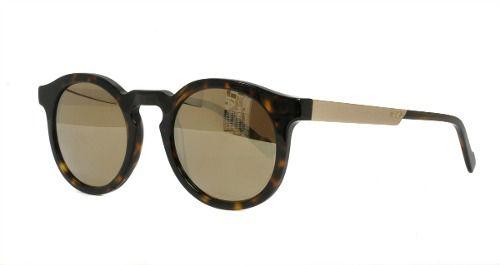 Oculos Solar Evoke Volt 4 G21s Turtle Gold Mirror