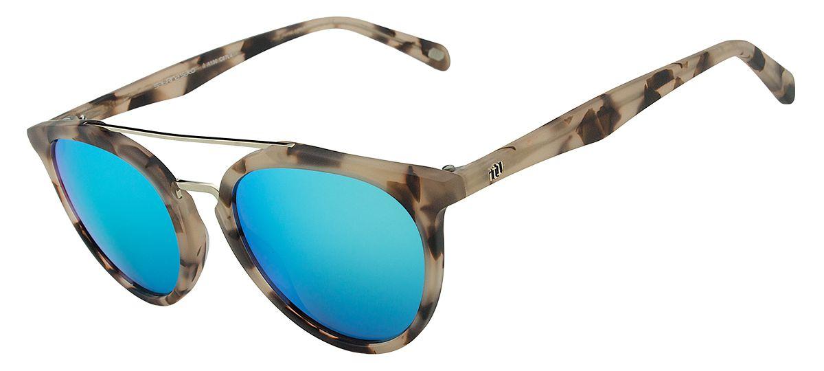Oculos Solar It Sabrina Sato Branche A130 C67L4 Tartaruga Azul