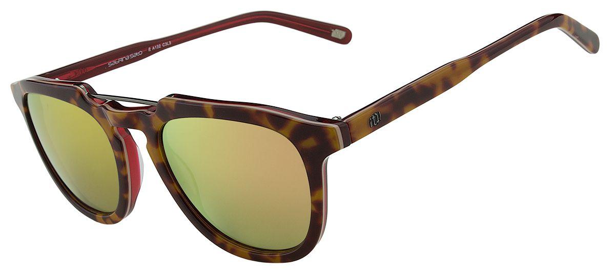 Oculos Solar It Sabrina Sato Evy A132 C3L3 Tartaruga Laranja