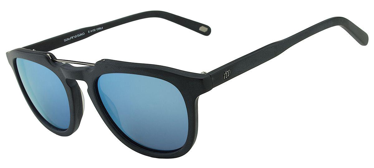 Oculos Solar It Sabrina Sato Evy A132 C56L4 Preto Fosco Azul