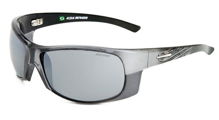 Oculos Solar Mormaii Acqua 28794209 Cinza Lente Cinza
