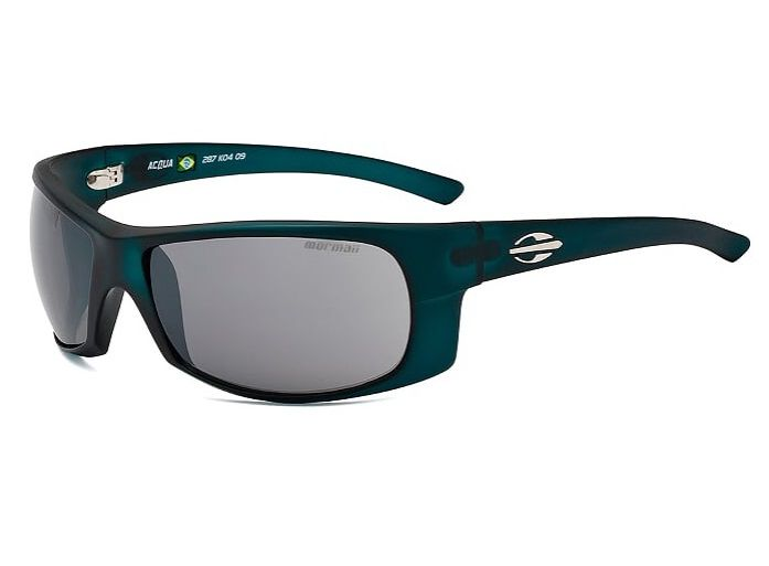 Oculos Solar Mormaii Acqua Cod. 287K0409 Azul Petroleo/Cinza