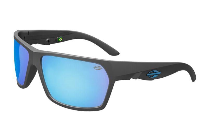 Óculos Solar Mormaii Amazônia 2 442a1412  Azul Espelhado