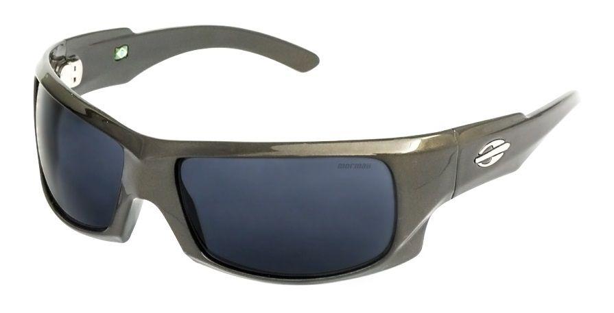 Oculos Solar Mormaii Asturias Verde Metalico