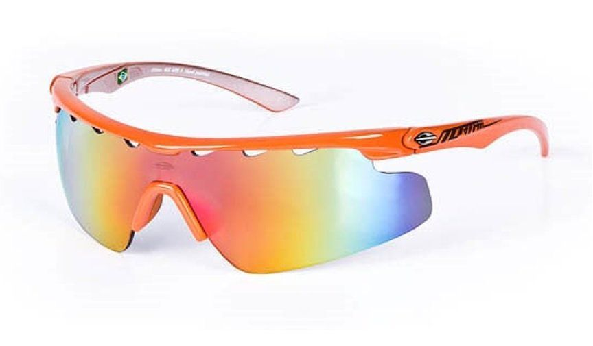 Óculos Solar Mormaii Athlon Com 2 Lentes 16643511 Laranja