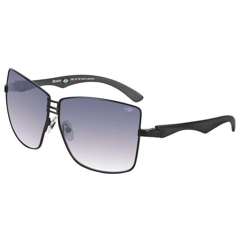 Oculos Solar Mormaii Bossa Cod. 36711733 Preto Fosco