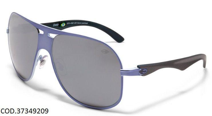 c1a3a335225e5 Oculos Solar Mormaii Deep Cod. 37349209 Azul Espelhado - Loja Solare ...