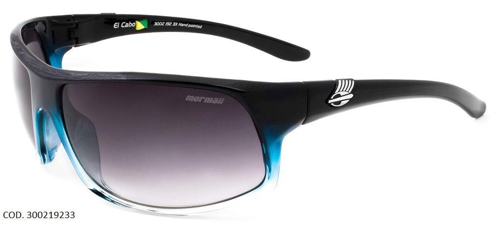 Oculos Solar Mormaii El Cabo Cod. 300219233 Azul Degradê