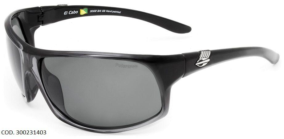 Oculos Sol Mormaii El Cabo 300231403 Fumê Polarizado