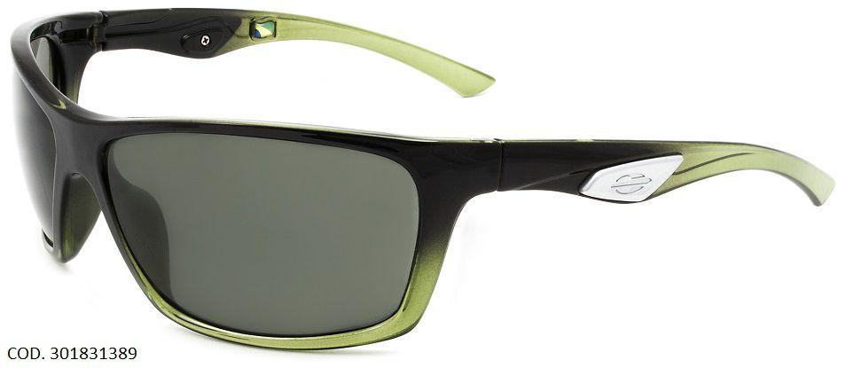 Oculos Solar Mormaii Esquel Polarizado Cod. 301831389 Verde