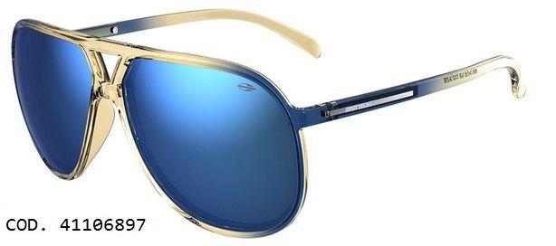 Oculos Solar Mormaii Flexxxa 41106897 Bege