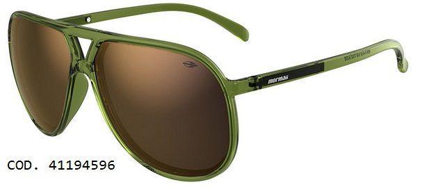 Oculos Solar Mormaii Flexxxa 41194596 Verde Translucido