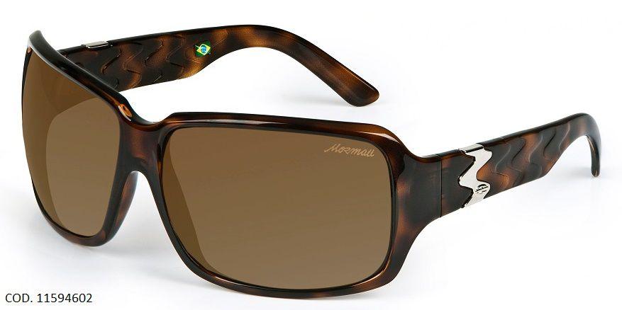 Oculos Solar Mormaii Flora 11594602 Marrom