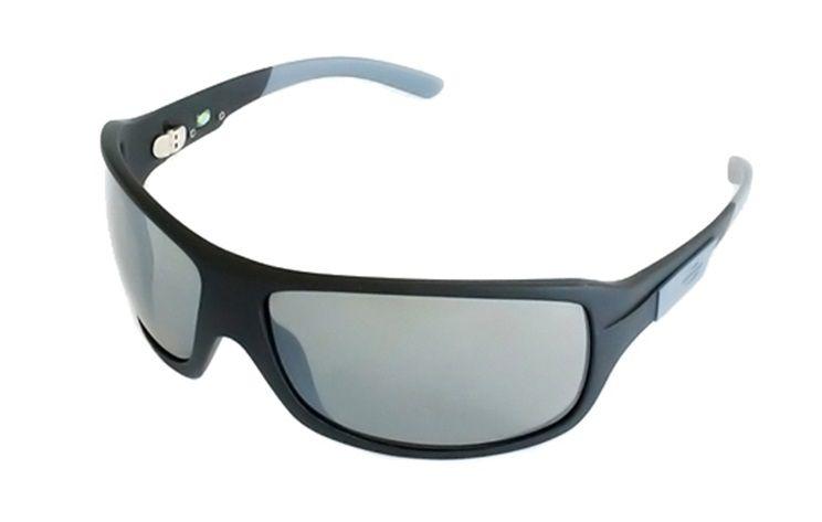 Óculos Solar Mormaii Galapagos 154abc09 Preto Fosco Lente Cinza Espelhada