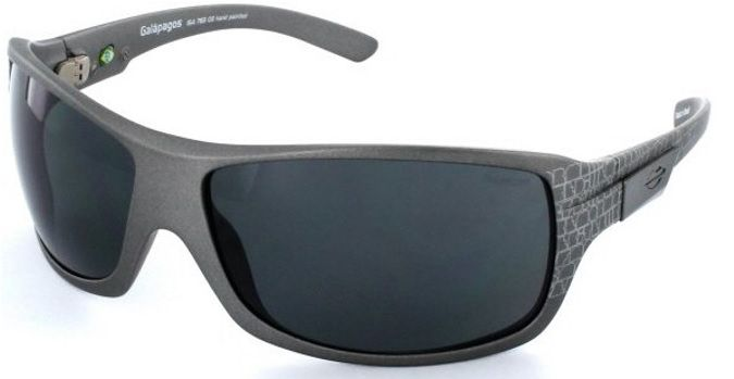 Óculos Solar Mormaii Galapagos Xperio Polarizado 15478303 Cinza Chumbo Lente Cinza