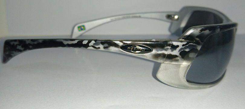 Oculos Solar Mormaii Gamboa Ro Cod. 1564609 Cinza Modelo Retrô