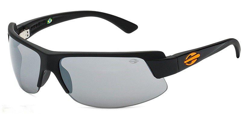 Oculos Solar Mormaii Gamboa Air 3 44194909 Preto Laranja