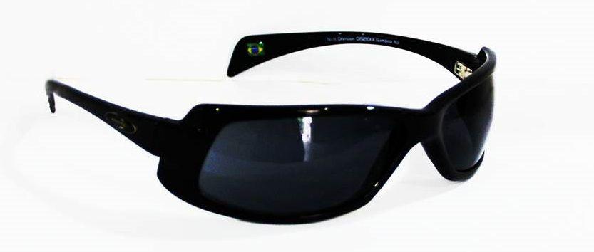 Óculos Solar Mormaii Gamboa Ro 1521001 Preto Lente Cinza