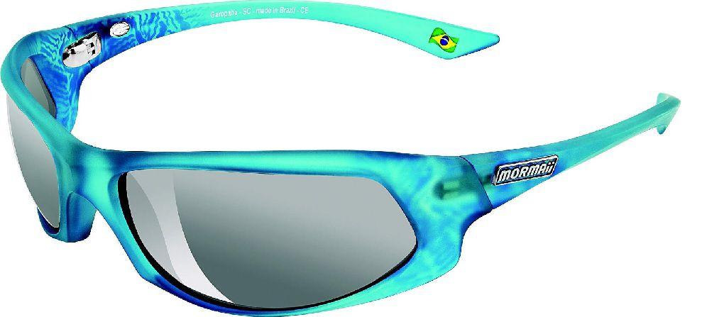 Óculos Solar Mormaii Itacaré 17169509 Azul Lente Cinza