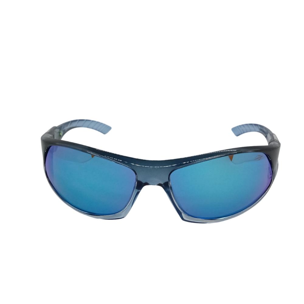 Óculos Solar Mormaii Itacaré 2 41205497 Cinza E Azul Lente Azul Espelhada