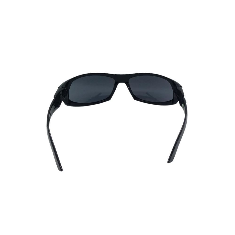Óculos Solar Mormaii Itacaré 2 41221001 Preto Brilho Lente Cinza
