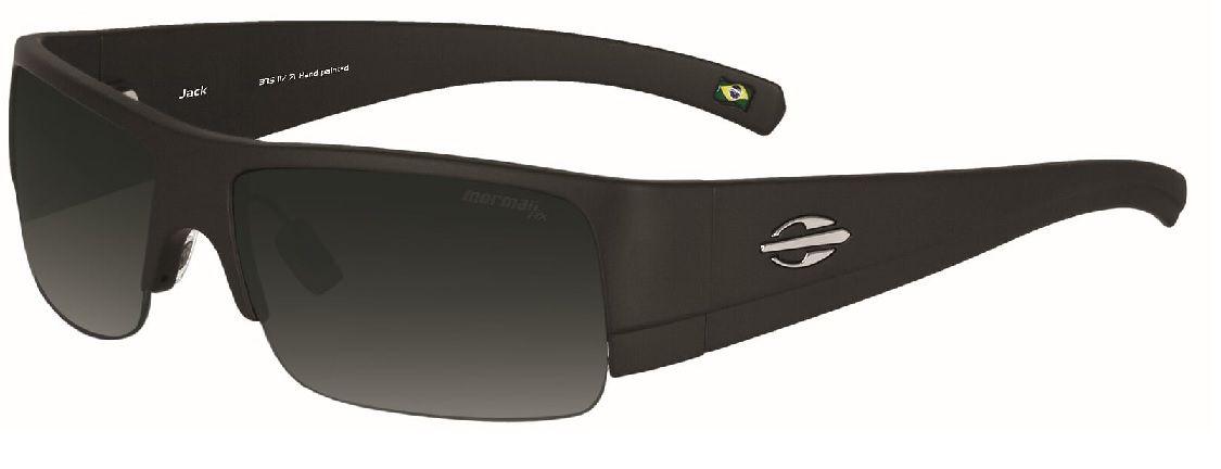 Oculos Solar Mormaii Jack Cod. 33511771 Preto Fosco
