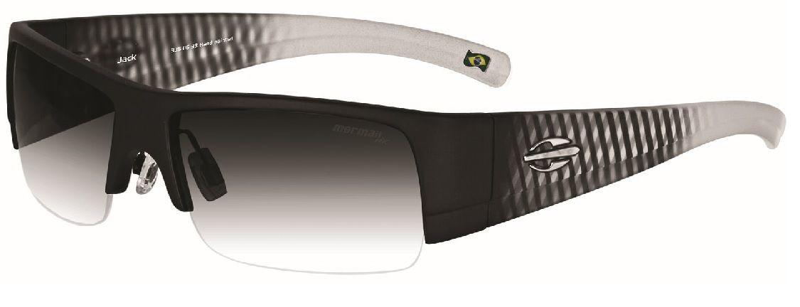 Oculos Solar Mormaii Jack Cod. 33516633 Preto Fosco Quadriculado