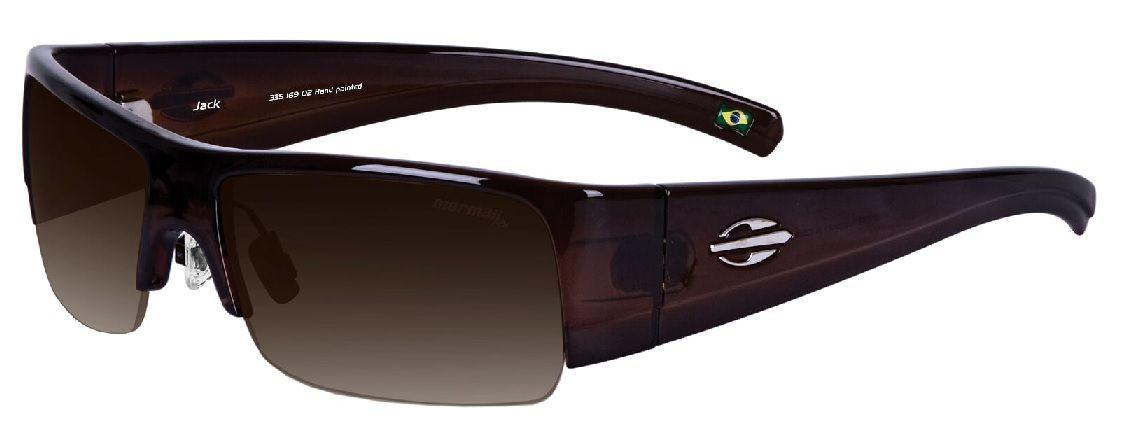 Oculos Solar Mormaii Jack Cod. 33516902 Marrom Translucido