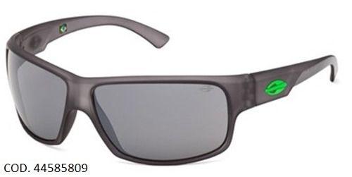 Óculos Solar Mormaii Joaca 2 44585809 Cinza Lente Cinza