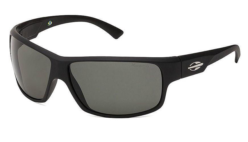 Oculos Solar Mormaii Joaca 2 Xperio Polarizado Cod. 44511789  Preto - Lente Verde Polarizado