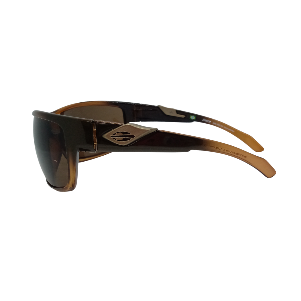 Óculos Solar Mormaii Joaca 34530902 Marrom Translucido