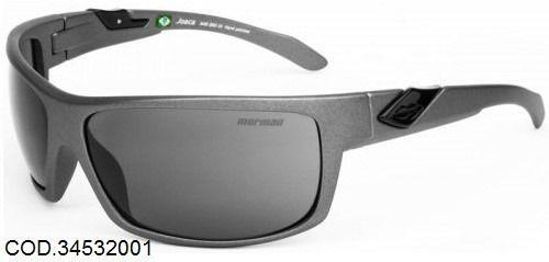 Óculos Solar Mormaii Joaca 34532001 Cinza Lente Cinza