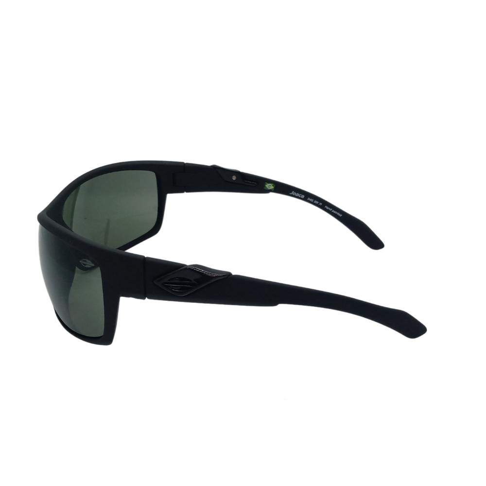 Óculos Solar Mormaii Joaca 34533171 Preto Fosco Lente Verde G15