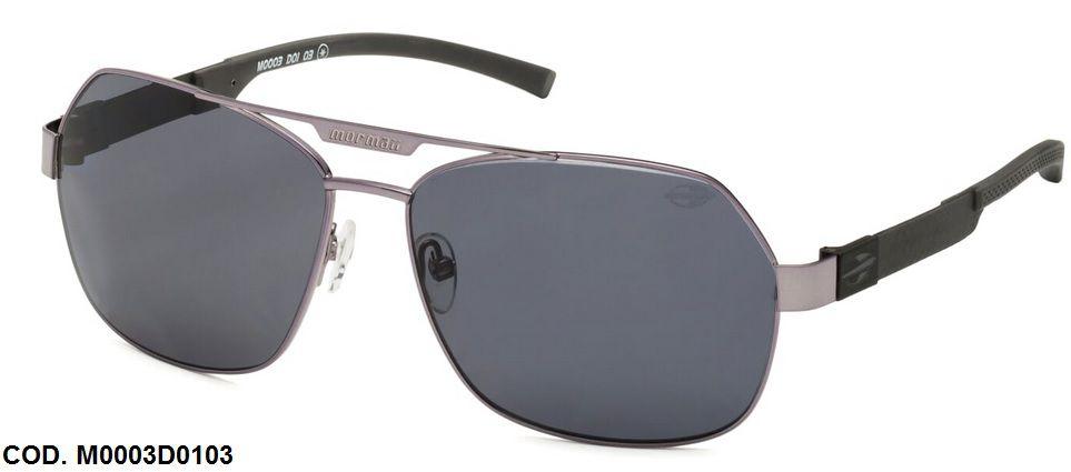 Oculos Solar Mormaii FIBRA CARBONO Polarizado M0003D0103 Grafite